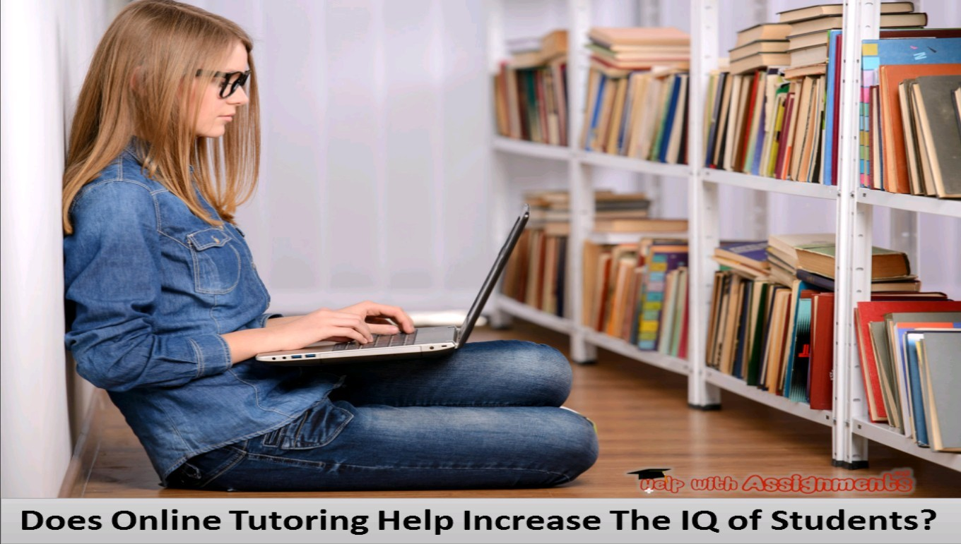 Does Online Tutoring Help Increase The IQ Of Students?