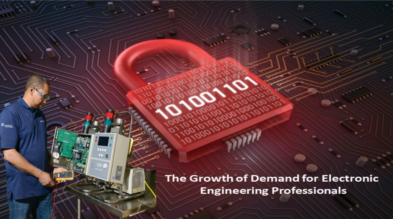 The Growth Of Demand For Electronic Engineering Professionals